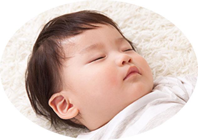 良い睡眠を子どもにとらせてあげることが大事です。