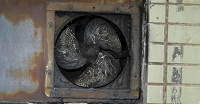 レンジフード&換気扇クリーニング