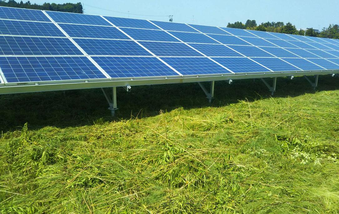 太陽光パネルに汚れが付着するとどうなるのか?